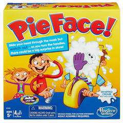 Pie Face Game £5.99 instore @ Asda (Farnworth)