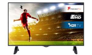 """55"""" 4K Finlux Smart TV with free delivery - £359 (plus other tvs in post) @ Groupon"""