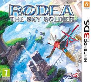 Rodea: The Sky Soldier [3DS] £8.75 (Prime) £10.74 (non-Prime) at Amazon