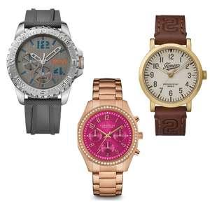 Ladies Caravelle New York Watch £29 delivered + 3 year warranty​ @ H.S Johnson [More for Men in OP]