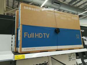 Asda: Samsung UE32M5000AK Full HD LED TV - £179 instore (Llandudno)