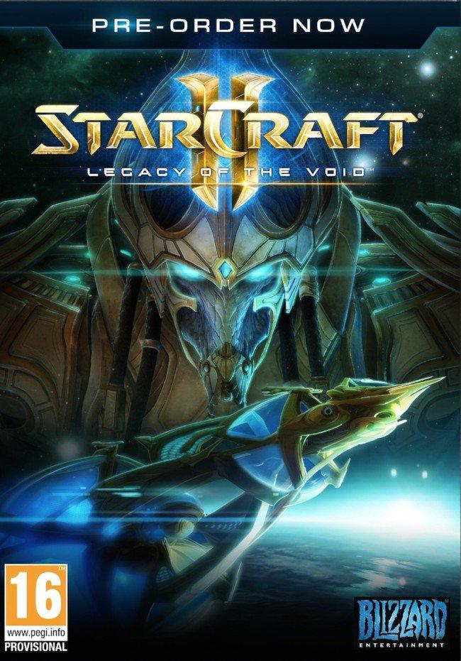 ~75% off Starcraft 2: Legacy of the Void (Battle.net) £9.99 @ CDKeys