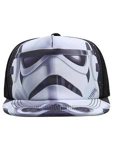 Star wars storm trooper cap age 8-12 years only , now £2 @ asda george