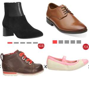 Clarks Outlet Up To 70% OFF + EXTRA 10% OFF with code