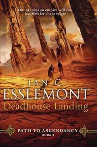Deadhouse Landing: Path to Ascendancy Book 2 - 99p @ Amazon (Kindle Edition)