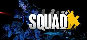 Squad early access half price - £14,99 @ Steam