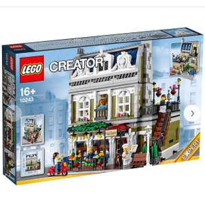 Lego 10243 Parisian Restaurant RRP £142.99. Only £119.98 online. Free C&C & Home Delivery @ John Lewis