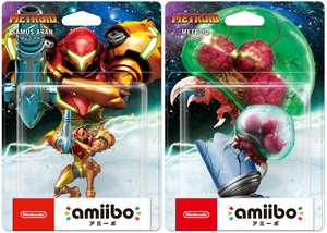 Metroid Series amiibo on back-order on Amazon again £12.99