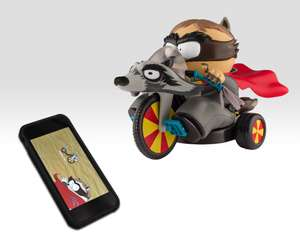 CARTMAN'S COON-THEMED BIG WHEEL RC TRICYCLE £45.49 -  Ubisoft