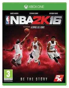 NBA2K16 Xbox one new £3.99 Argos on eBay