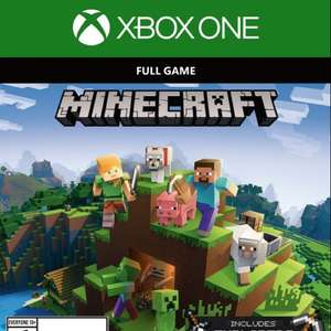 Minecraft Includes Explorers Pack - Xbox One (Digital Code) for £11.99 @ CDKeys