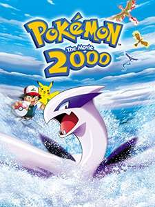 Pokémon the Movie 2000 (HD Buy and keep) Amazon Instant Video 99p (and more - updated)