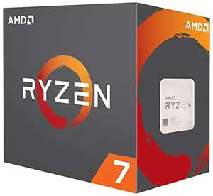 Ryzen 1800X 8-Core 3.6 GHz (4.0 GHz Turbo) CPU £263.97 @ Amazon UK - Prime Exclusive