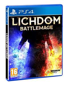 Lichdom: Battlemage PS4 XBone £4.99 (Prime) / £6.98 (non Prime) at Amazon