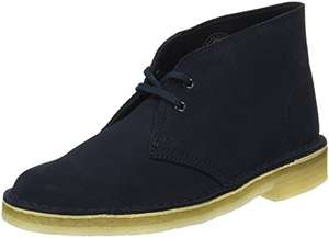 Ladies Clarks desert boots £23.75 - Amazon