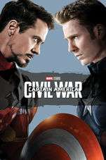 Captain America civil war £6.99 iTunes £1.99 Marvel rentals