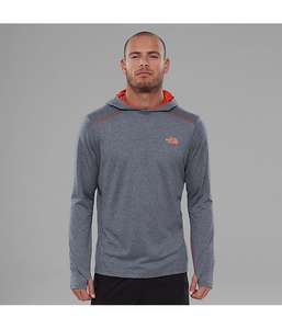 North Face Reactor Hoodie £23 from North Face online - free dleivery and free returns