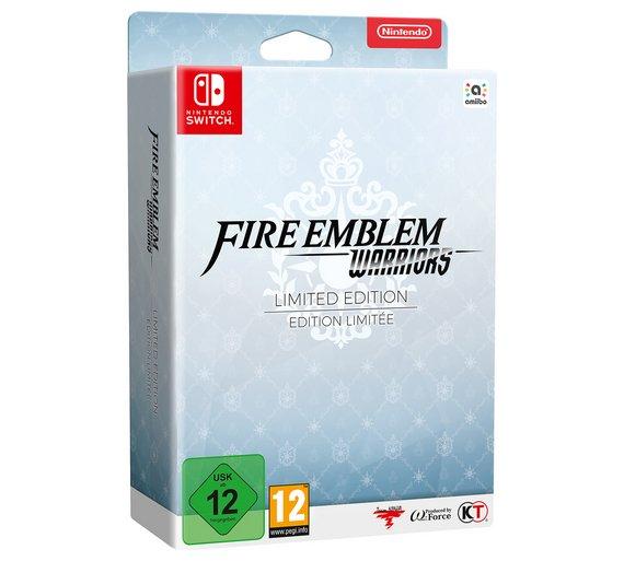 Fire Emblem Warriors Special Edition Nintendo Switch Game £41.99 Argos