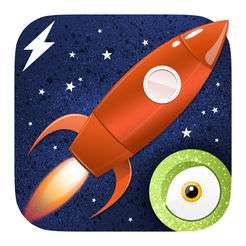 Wee Rockets (game for kiddies) Free on iOS