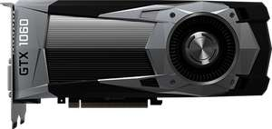 Geforce GTX 1060 6gb Founders Edition - In Stock - £279 at NVidia Store