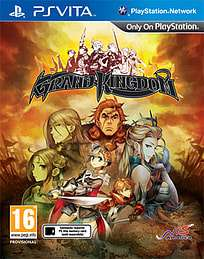 Grand Kingdom ps vita £15 Del @ Game