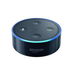 Amazon Echo Dot (2nd Generation) Black or White £39.99 Delivered @ Amazon