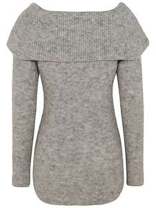 HALF price Longline knitted jumper sizes 14, 16 LOW stock £4 was £8 C+C @ Asda George