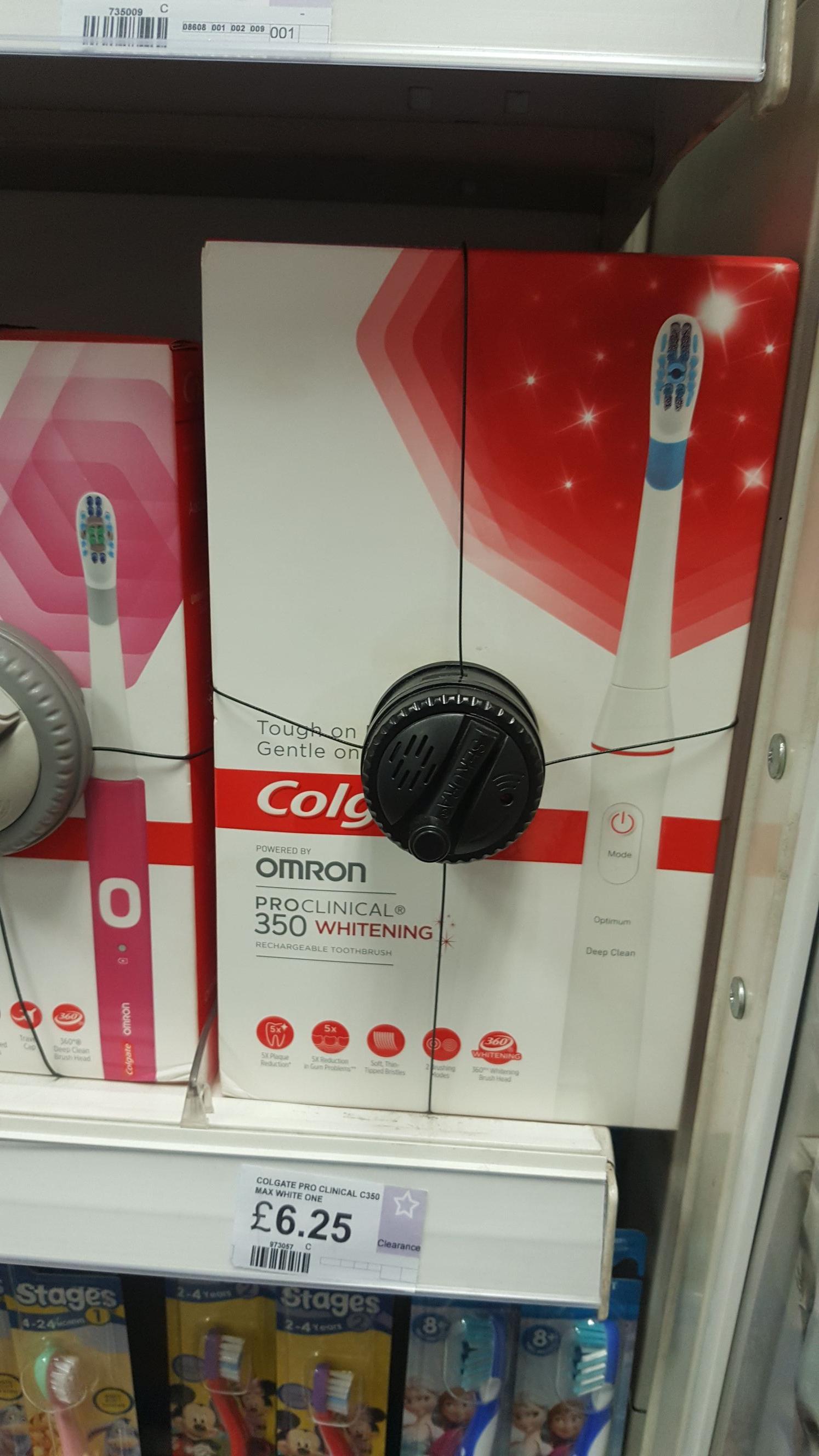 Colgate pro clinical 350c £6.25 @ Superdrug instore - Harleden & shepherd bush stores