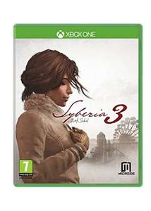 Syberia 3 (Xbox One) £8.79 Delivered @ Base