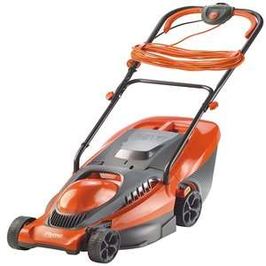 Flymo Chevron 37C Rotary Lawnmower £29.99 - Webb Petrol Self Propelled Rotary Lawnmower £49.99 @ Wickes instore (Limited stock)