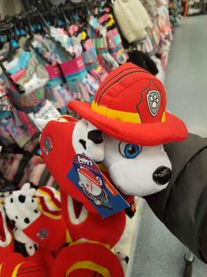 Paw patrol slippers boys £1 at B&M