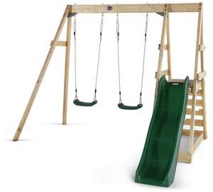 Plum Tamarin Wooden Climbing Frame £146.94 delivered at Argos