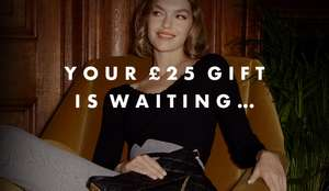 £25 off £50 or more spend at Karen Millen