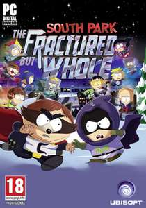 South Park: The Fractured But Whole (uPlay) £17.99/£17.09 @ CDKeys