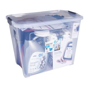 Wilko 75L Plastic Storage Box. Was £9 now £5. In store and Online Free c&c
