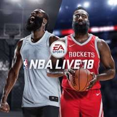 NBA LIVE 18: The One Edition (PS4) £8.99 @ PSN