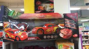 RC Ultimate RRC Lighting McQueen - £15 instore @ Tesco