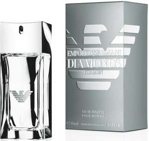 Emporio Armani Diamonds Mens EDT 50ml £18.80 @ Lloyds Pharmacy - Free c&c