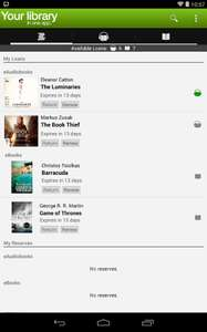 Borrow Audio Books FREE from your local library (via an App - BorrowBox)