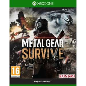 Metal Gear Survive Pre order Xbox and PS4 - £21.95 @ TGC