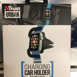 38mm Apple Watch Car charging holder £1 @ Poundland
