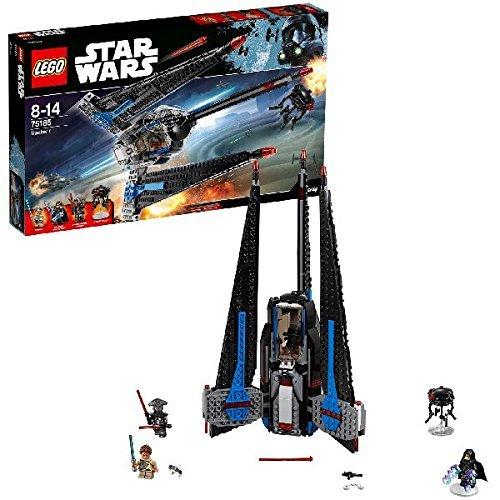 """LEGO UK 75185 """"Tracker I"""" Construction Toy - £36.99 @ Amazon"""