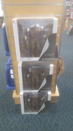 Dc Clayface figure £19.99 @ Freaking Awesome Widnes
