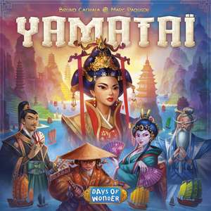 Yamatai Strategy Board Game - £33.99 @ zavvi + 10% off!