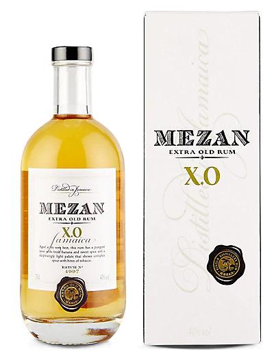 Mezan XO rum £15 at M&S