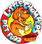 Little Chompers Dog Food Sample
