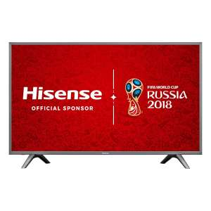 "Hisense H55N5700 55"" 4K HDR Smart Tv £444.00 Hughes with code"