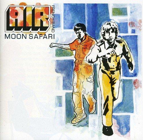 Air - Moon Safari CD - £2.99 (Prime)  £4.98 (Non Prime) @ Amazon