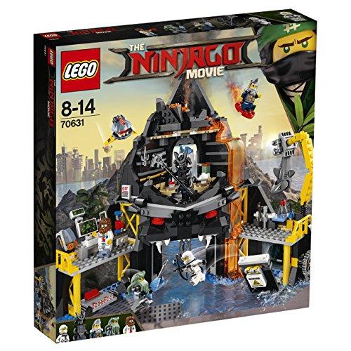 Lego 70631 Garmadon's Volcano Lair @ amazon & argos - £34.99