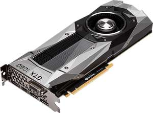 Nvidia Geforce 1080 Founders Edition - £529 @ Geforce